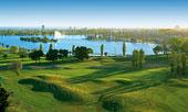 albert park golf course